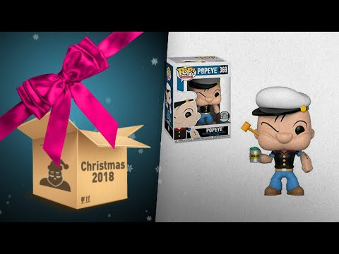 Most Wished For Popeye Toys Kids Gift Ideas / Countdown To Christmas 2018 | Christmas Gift Guide