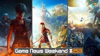 Игровые Новости — Assassin's Creed Odyssey, Beyond Good & Evil 2, Skull & Bones, The Division 2