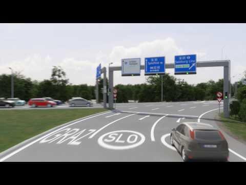 Visualisierung Graz Webling Neu – Route 01