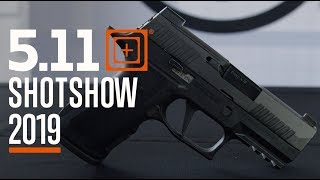 Hands on with the P320 XCompact - SHOT Show 2019