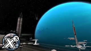 X3 Terran Conflict: This game series could be why i love space games so much
