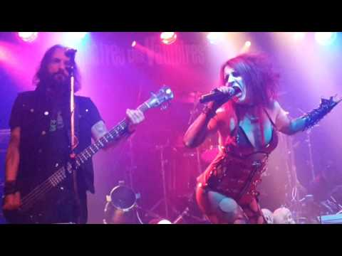 Theatres des Vampires - Unspoken Words - live Midian(CR) 06/05/17