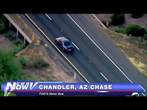 FNN: 6-24-15 Chandler, AZ Car Chase