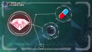 2017未來科技展技術影片搶先看 — 螢光奈米鑽石