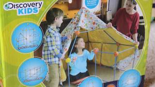 Discovery Kids Construction Fort Review