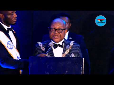 Prof. Mike Oquaye's full speech at 2019 Odade3 Torch Awards