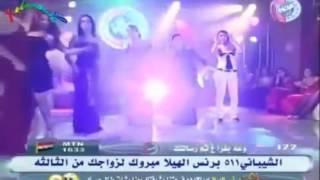 الفنانه اماني علاء من جانت راقصه قناة غنوه ههههه