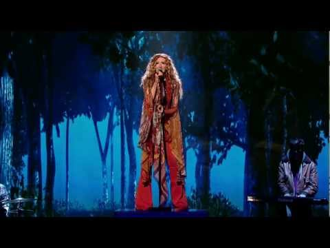 Melanie Masson sings The Beatles' A Little Help From My Friends - Live Week 1 - The X Factor UK 2012
