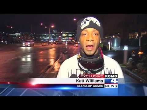 Katt Williams Announces Retirement From Stand-Up Comedy [New December 2012]