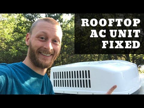 Rooftop AC Making A Thumping Noise - FIXED!