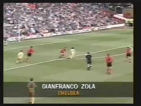The 12 Best Football Goals of 1997