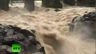 Centroamérica se sumerge en la tragedia tras una semana de lluvias torrenciales