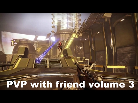 PVP with friend volume 3