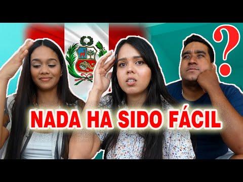 ASÍ FUERON NUESTROS INICIOS EN PERU , LO CONTAMOS TODO PARTE 1/ Antonella Caruci