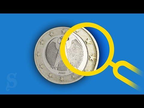 Warum Diese 1€ Münzen 500€ Wert Sind