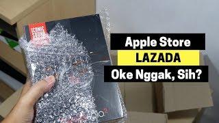 Gambar cover Pengalaman Belanja di Apple Store Lazada (Review)