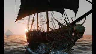 """[Archeage] Создание Пиратского Галеона """"Чёрная Жемчужина"""""""