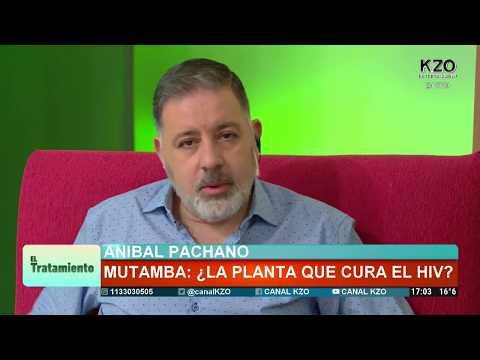 Anibal Pachano comenzaría un tratamiento natural contra el HIV