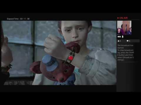 jerningham's Live PS4 Broadcast uk