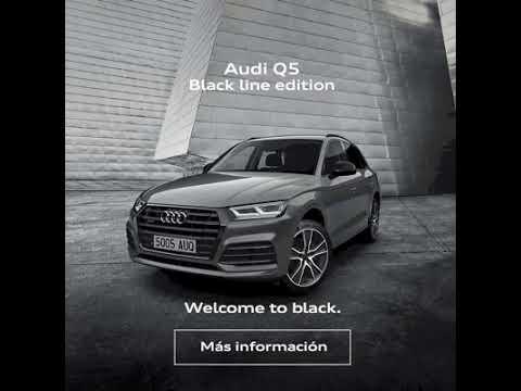 audi retail bcn q5 black line edition