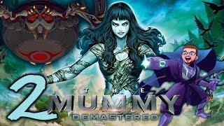 [ The Mummy Demastered ] Giant Spider! - Part 2