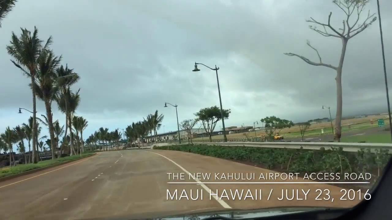 Dollar Car Rental Maui Airport