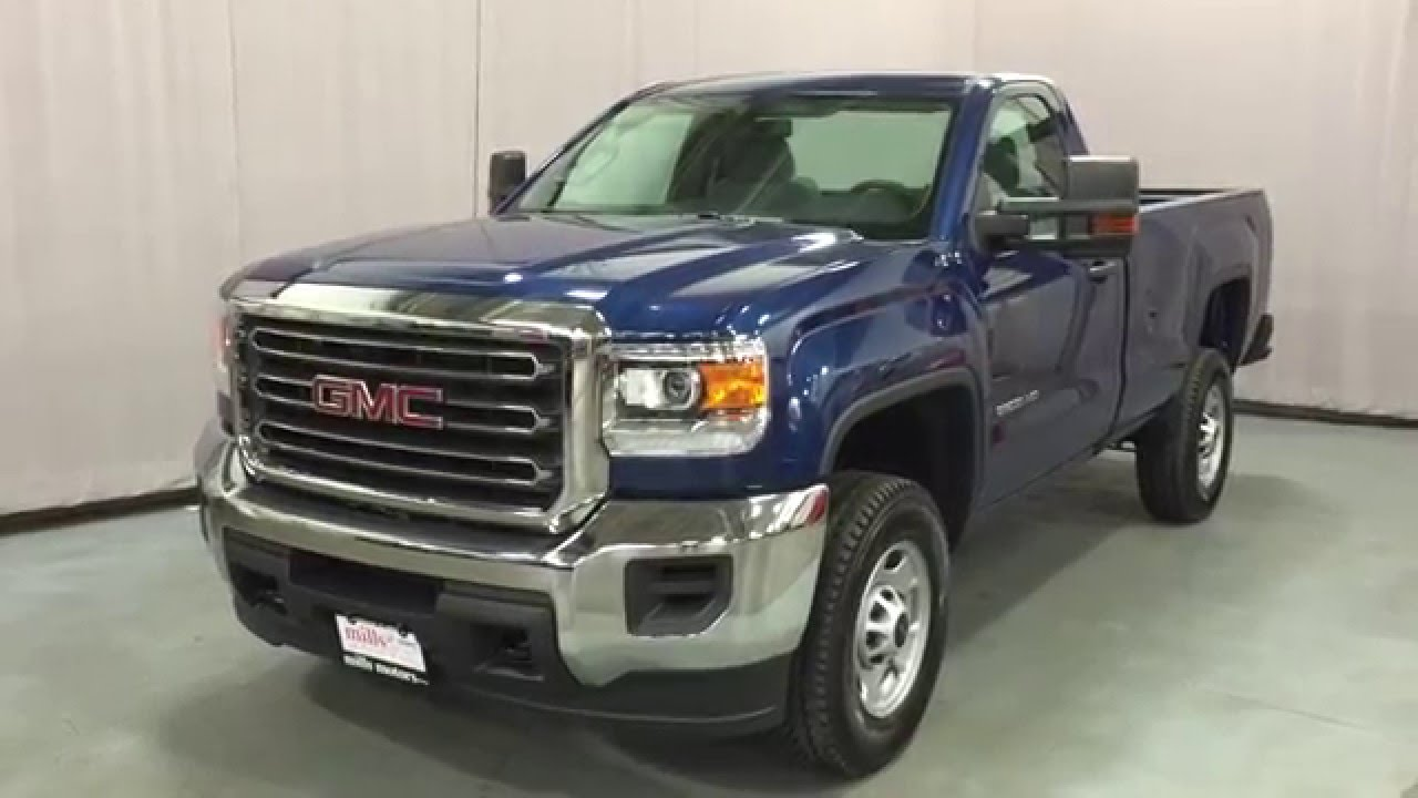 2016 GMC Sierra 2500HD Regular Cab 4WD FlexFuel Oshawa ON ...