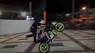 Show de Wheeling -Alto Santo moto Fest - Paulinho