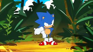 Sonic Mania Adventures | Teaser Trailer (New Mini Animated Series)