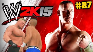 WWE 2K15 : Auf Rille zum Titel #27 [FACECAM] - DAS BEAST KEHRT ZURÜCK !! HD