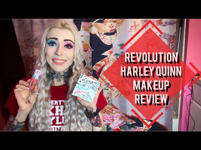 Harley Quinn and Movies That Should Exist (and Revolution Harley Quinn Makeup Review)