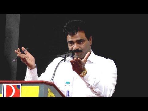 """Lingaa"" was killed by Distributor : Emotional Speech by Rockline Venkatesh | Rajini Controversy"