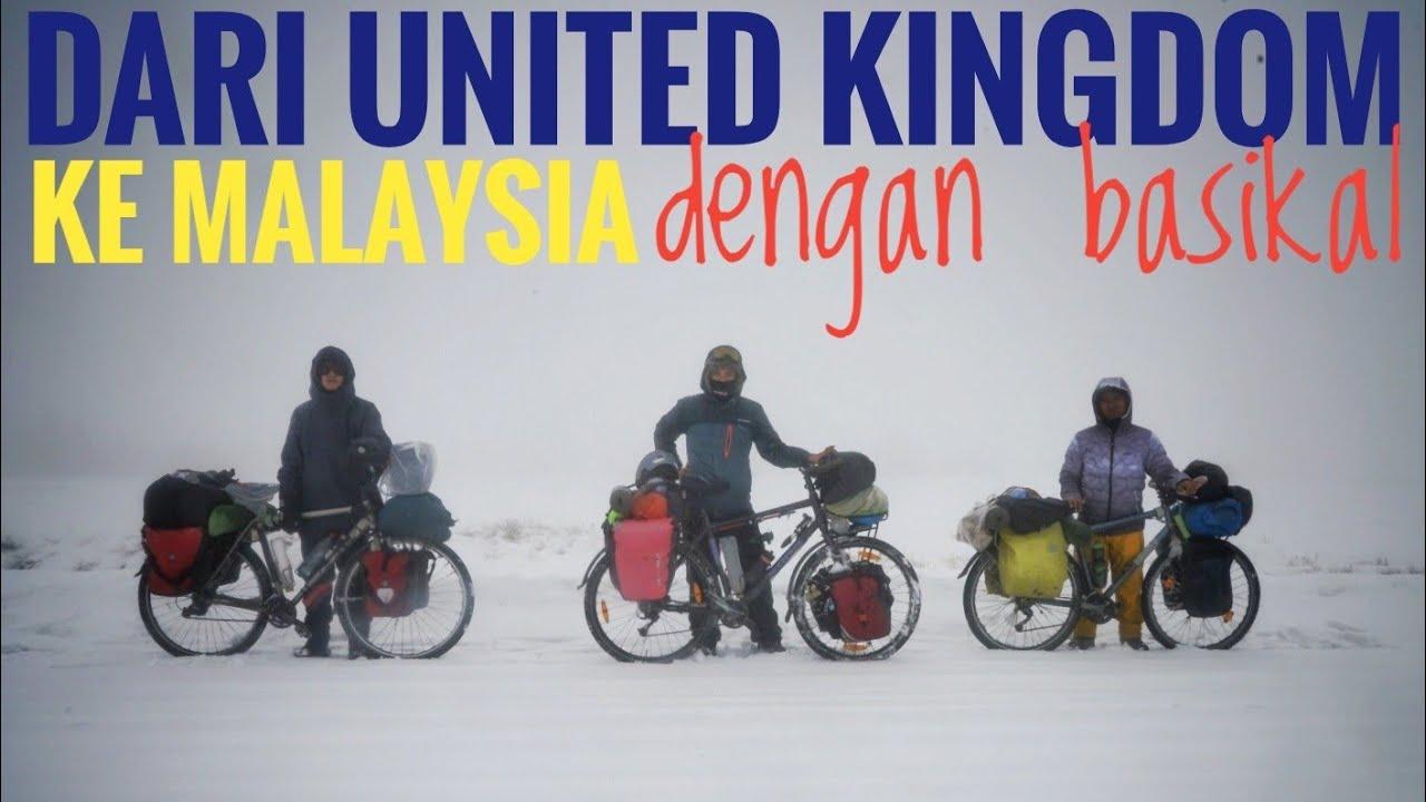 MENGEMBARA KELILING DUNIA dengan basikal - Kisah Kami