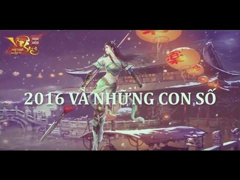 [NKVS] NUMBER OF NGẠO KIẾM VÔ SONG 2016