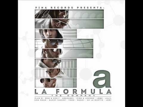 La Formula Sigue - Plan B ft Zion Y...