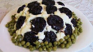"""Салат """"Прага"""". Вкуснейший салат, который нужно обязательно приготовить!"""