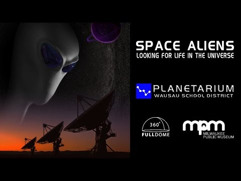 Space Aliens Looking for Life in the Universe MPM Trailer HD
