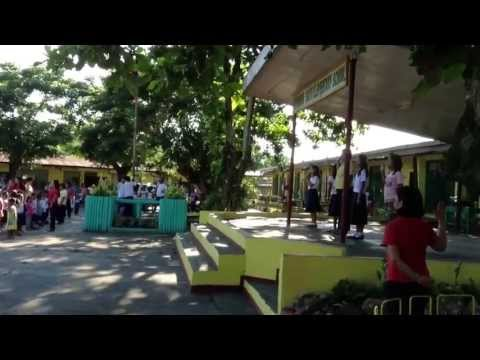 Bayombong South Elementary School - Pambansang Awit