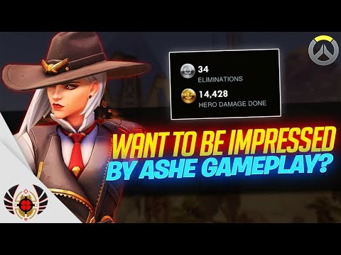 Want to be Impressed by Ashe Gameplay?