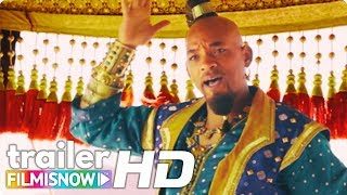 "ALADDIN (2019) 🧞 ""Never Had A Friend Like Me"" TV Trailer 