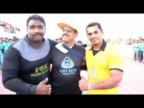 ARM WRESTLING COMPETITION - SHAHEEN AND SHAJU (WORLD ARM WRESTLER)