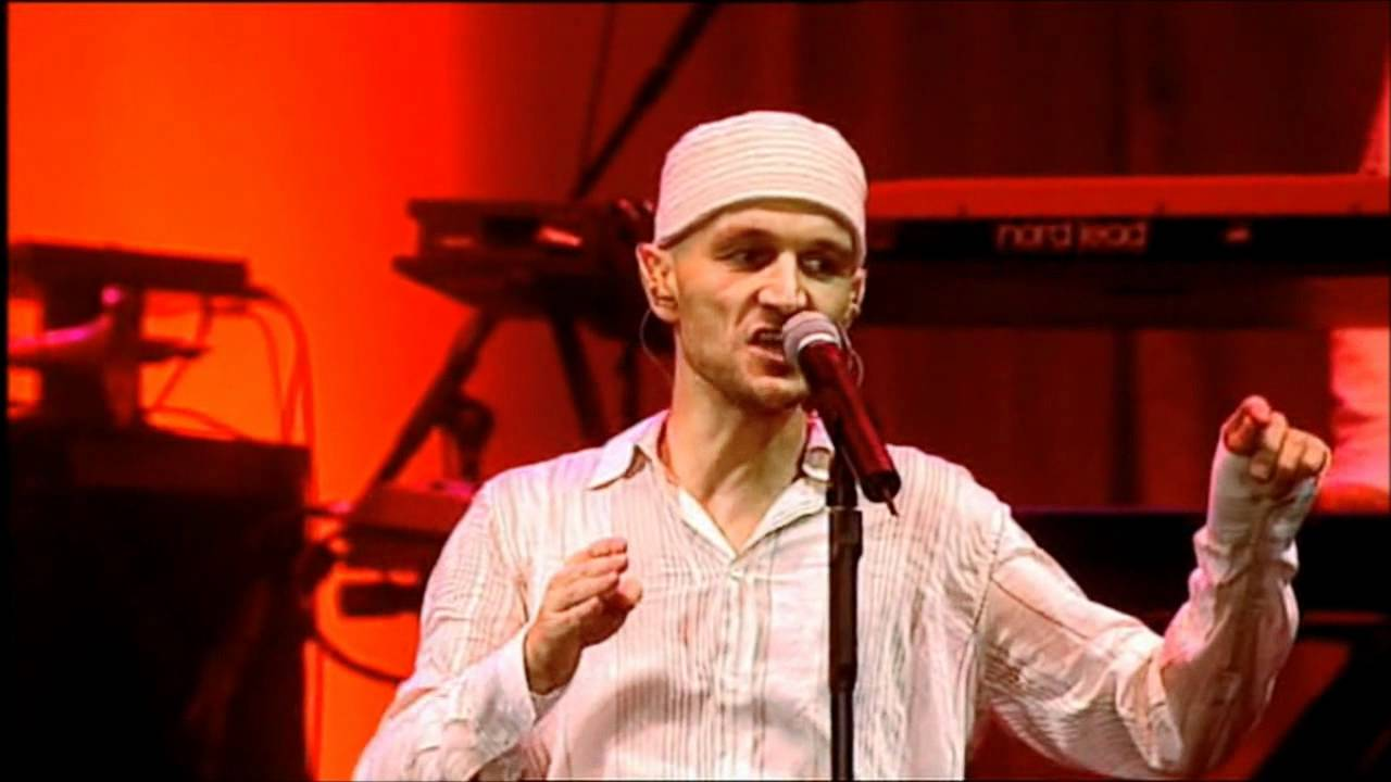 """Download James - """"Laid"""" (Getting Away With It....Live 2001)"""
