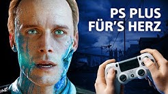 PS Plus im Juli - Ist Detroit Become Human, ein Must-Play?!