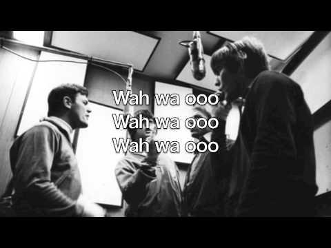I Get Around - The Beach Boys (with lyrics)