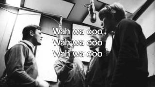 I Get Around - The Beach Boys (with lyrics)