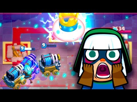 FLAWLESS MIRROR Challenge in New Clash Royale Update!