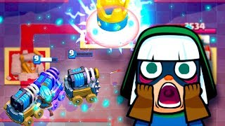 FLAWLESS MIRROR Challenge in New Clash Royale Update! 💪