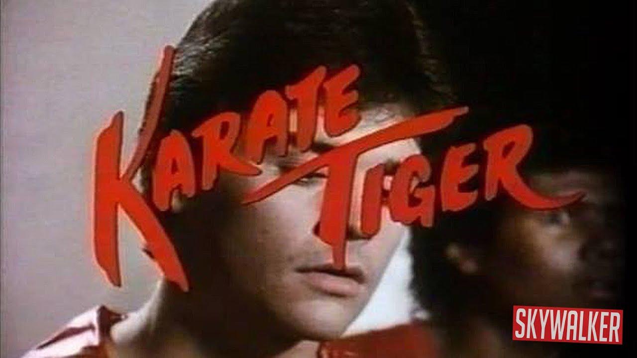 """SKYWALKER - """"KARATE TIGER"""" (OFFICIAL LYRIC VIDEO)"""