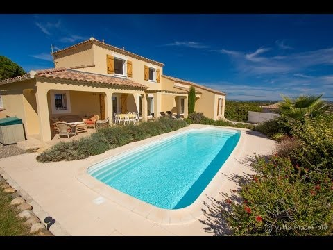 South France Holiday Villas: The gorgeous Villa Masefield