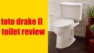 toto drake ii toilet review 2019
